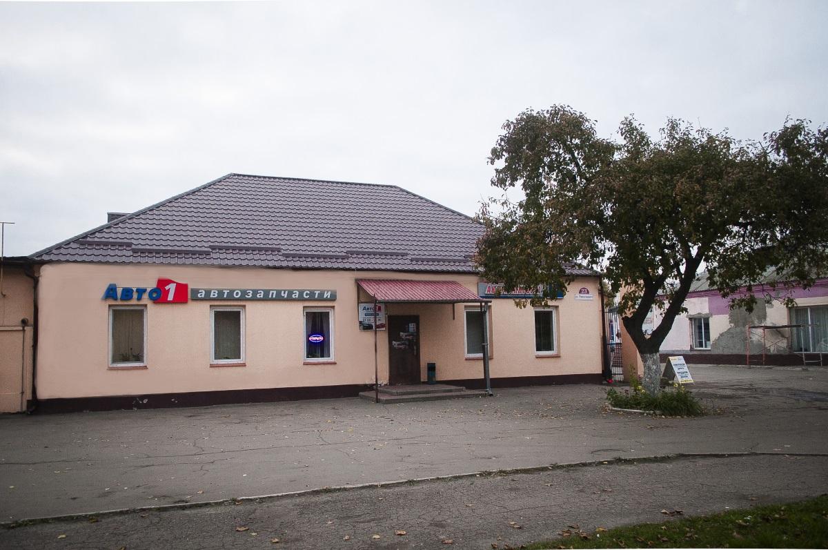 Брестская обл., г.Пинск, ул.Рокоссовского, д.23Б