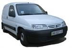 BERLINGO фургон (M_)
