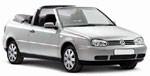GOLF IV Cabriolet (1E7)