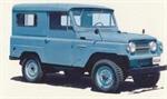 PATROL Hardtop (K160)