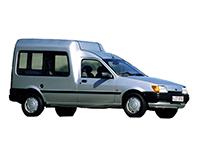 FIESTA фургон (FVD)