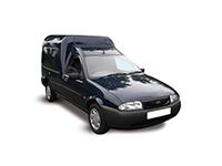 FIESTA фургон (F3L, F5L)
