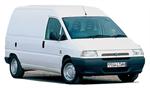 SCUDO фургон (220L)