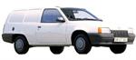 KADETT E фургон (37_, 47_)