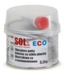 SOLL Шпатлевка ECO со Стекловолокном 0,2кг