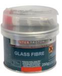 INTER TROTON Шпатлевка Glass Fibre Стекловолокно 0,25кг