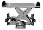 HOREX AUTO HRJ-XT-2H Подъемник гидравлический осевой (траверса) г/п 2т