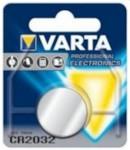 VARTA 06032101401 Батарейка LITHIUM CR2032 3V 1шт