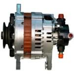 ORP JA1370IR OPEL Astra/Vectra 1.7D/TD 91- 100Amp Генератор, вкл. вакуумный насос