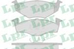 LPR 05P638 (21866) SEAT/SKODA Fabia/VW Polo