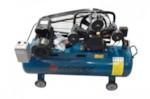 Forsage TB290-150(220V) Компрессор 100л 3-х поршневой с ременным приводом (3.0кВт. ресивер 100л. 360л/м, 220В)