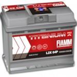 FIAMM TITANIUM PRO 64Ah 610A рус (242x175x190)