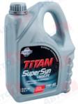 FUCHS TITAN Supersyn LONGLIFE 5W-40 4л SN 229.5 226.5