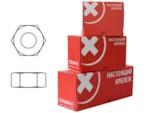 STARFIX Гайка М16 шестигр., цинк, кл.пр. 5.8, DIN 934 (40 шт в карт. уп.)