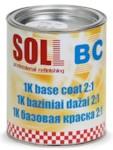 SOLL Краска базовая 2:1 Opel 147 1л серый