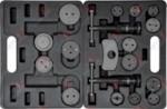 YATO YT-0682 Набор для обслуживания тормозных суппортов 18пр