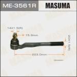 Masuma ME3561R