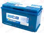 ISTA 7 Series 6СТ-100А2Е евро (850A) (352x175x190)