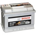 BOSCH S5 61Ah 600A евр 561400060 (242x175x175)