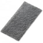 SIA 0948.3321.8711 Скотч-брайт для матирования, серый 115x230мм Fleece