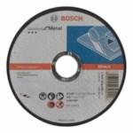 BOSCH 2608603165 Круг отрезной 125х1.6x22.2 мм для металла Standart