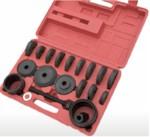 HOREX AUTO HZ 25.1.109W Набор инструмента для установки и снятия подшипников, 23 предмета, Модель: WT04B1025, арт. HZ 25.1.109W