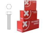 STARFIX Болт М10х40 мм шестигр., цинк, кл.пр. 5.8, DIN 933 (40 шт в карт. уп.)