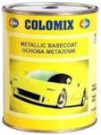 COLOMIX Автоэмаль базовая металик MO 371 амулет 0,75л/0,8кг банка темно-зеленая