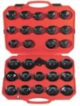 Force 61917 Набор съемников масляного фильтра (крышки) 30пр