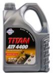 FUCHS TITAN ATF 4400 DEXRON III 5л ATF+4 (красная)