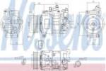 "OE 8KD260805 (DENSO) AUDI A6 2.0TFSI/2.0TDI 04- ""ORIGINAL"" компрессор"