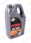FUCHS TITAN ATF 4000 DEXRON III (H) 5л (красная)