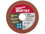 WORTEX Круг заточной 105*22,2*3,2 мм. (GCD103210011)