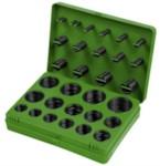 СибрТех 47597 Набор резиновых уплотнительных прокладок, D 7 - 53 мм, 406 предм