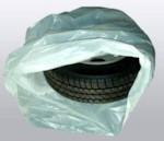 WURTH 8990810 Мешок для колес 70/30x100 см, 100 шт/рул