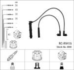 NGK RC-RV415 (0890) ROVER 400 1.4-1.6i 95- к-т проводов