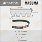 Masuma 4PK955