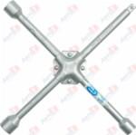 VOREL 57020_Ключ баллонный крест, усиленный, 17 x 19 x 21 мм x 1/2 inch