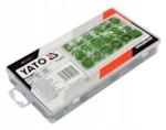 YATO YT-06879 Набор резиновых колец 270 пр, для кондиционеров, зеленого цвета