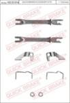 QUICK BRAKE 10253014 DAEW Matiz 98- 180x31