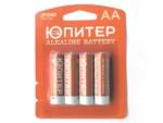 ЮПИТЕР JP2101 Батарейка AA LR6 1,5V alkaline 4шт