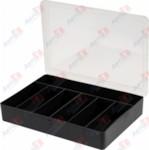 VOREL 78790 Органайзер ящик для крепежа 7 отделений 200х145х35mm