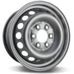TREBL 5.5X16 PCD6/130 ET51 DIA84.1 диск штамп серебро