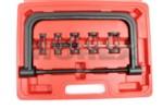 HOREX HZ 25.1.012 Набор инструмента для рассухаривания клапанов 5 в 1