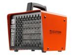 ECOTERM EHC-02/1D Нагреватель воздуха электр. (кубик, 2 кВт, 220 В, термостат, керамический элемент)