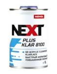 NOVOL NEXT90892 Лак 8100 (1 л) быстрый акриловый повышенной прочности (2+1) (без отвердителя NEXT90905)