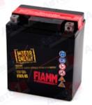 FIAMM 6,5Ah (FTX7L-BS) moto gel. (113x70x130)