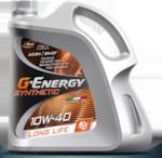 G-Energy Synthetic Long Life 10W-40 5л API SN/CF (L)