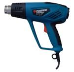 Forsage HG55-2000LED Фен технический с индикатором темпер 2000ВТ, 600*С, 250-500л/мин насадками