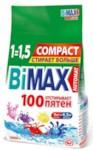 BIMax 4604049012824 Средство моющее синтетическое порошкообразное универсальное 100 пятен automat 3000г